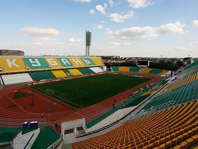ФК «Кубань» отказался от нового стадиона за 10 млрд рублей