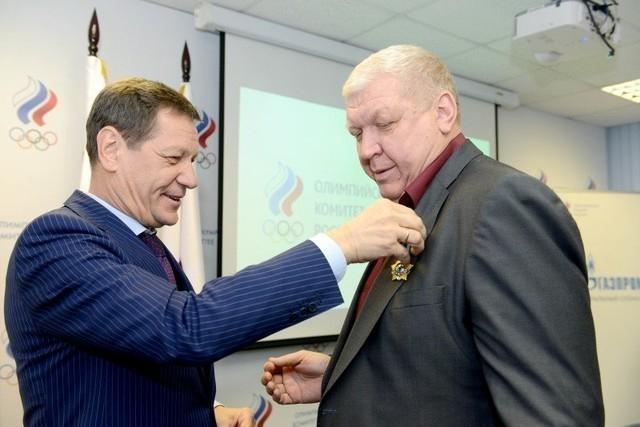 Орденом Дружбы наградили тренера гандбольного клуба «Кубань» Евгения Трефилова