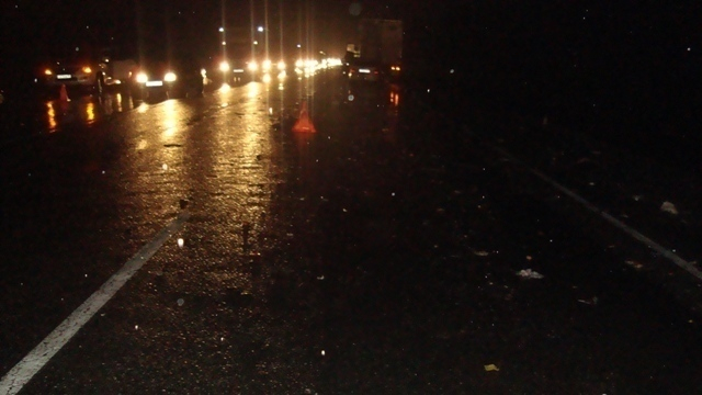 На Кубани из-за столкновения двух автомобилей погибла женщина