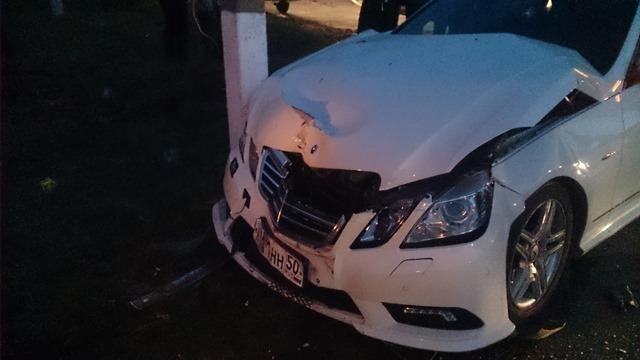 В Усть-Лабинске в аварии пострадали четыре человека
