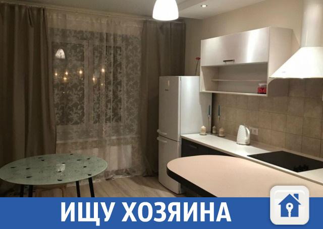 Однокомнатная квартира в Краснодаре ищет нового хозяина