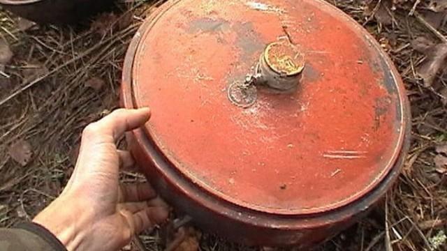 Вцентре Краснодара обезврежена бомба времен ВОВ