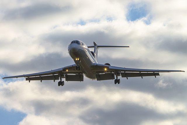 Разбившийся под Сочи Ту-154 застрахован иностранной компанией на 250 млн евро