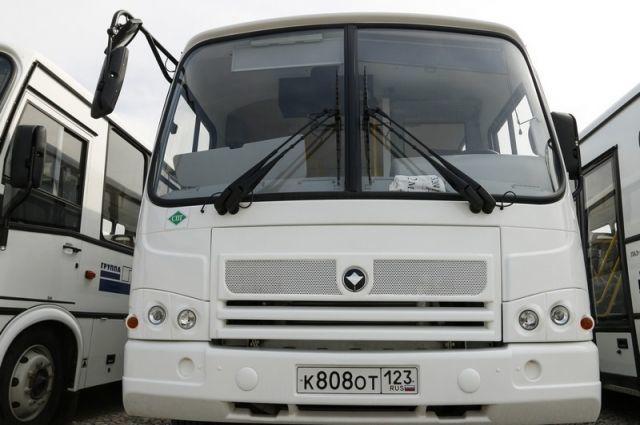 В Краснодаре продлят движение четырех автобусов
