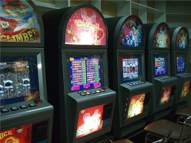 где в краснодаре игровые автоматы