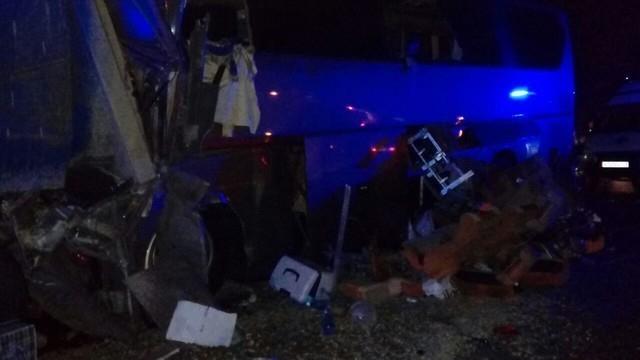Десять пострадавших вДТП савтобусом наКубани находятся вкрайне тяжелом состоянии