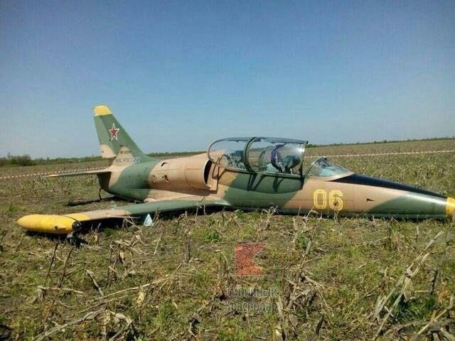 Посадивший самолет после столкновения с птицей курсант награжден орденом мужества