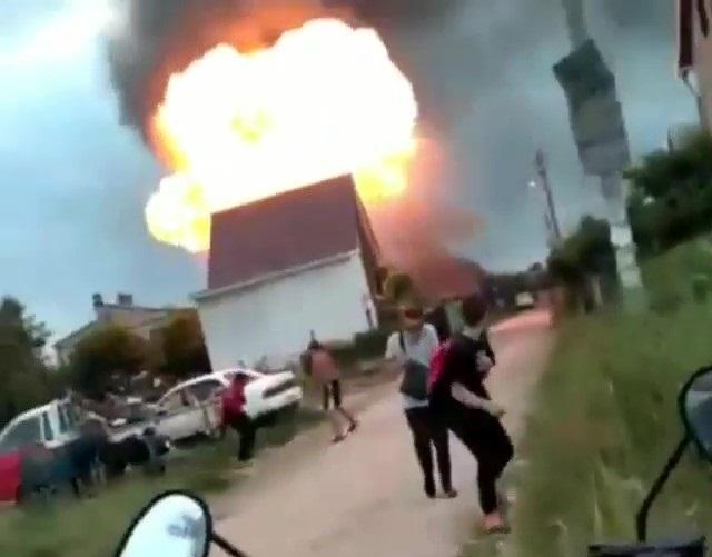 Под Краснодаром произошел взрыв: ЧП не хотели комментировать в МЧС и полиции из-за ЧМ-2018