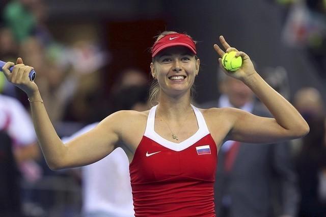 Мария Шарапова из Сочи обыграла «вторую ракетку мира» и пытается покорить US Open
