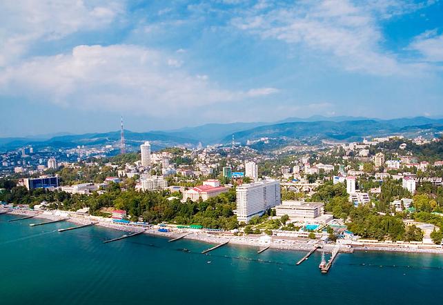 На Кубани предложили сохранить вид на море в курортных городах