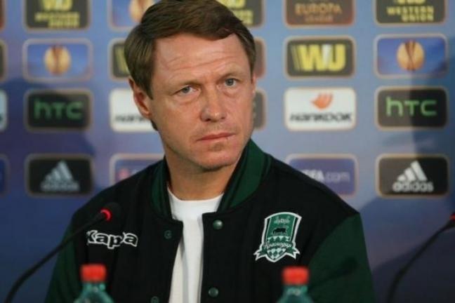 Кононов ушел споста основного тренера «Краснодара»