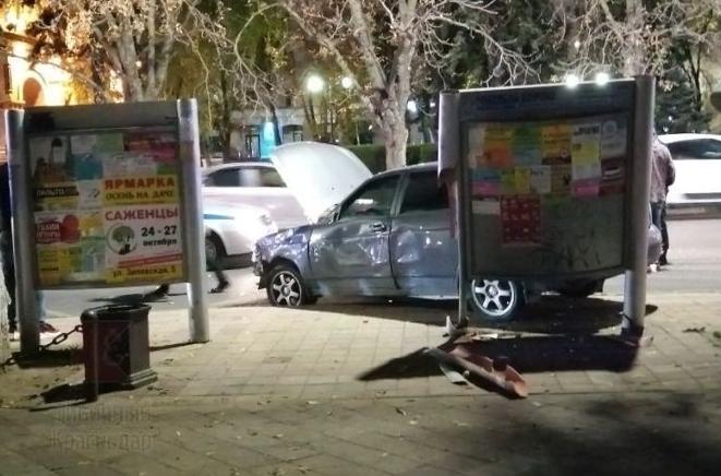 Водитель, сбивший трех пешеходов в Краснодаре, был трезв