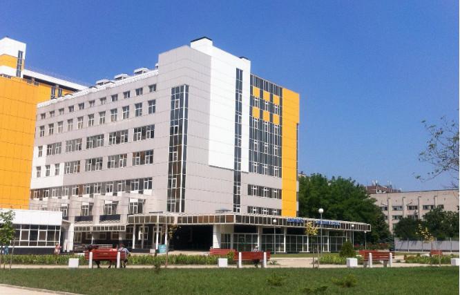 В Краснодаре достроят «замороженную» вторую очередь краевой клинической больницы №1
