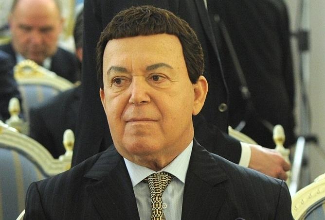 Мемориальная доска в честь Кобзона появится в Краснодаре