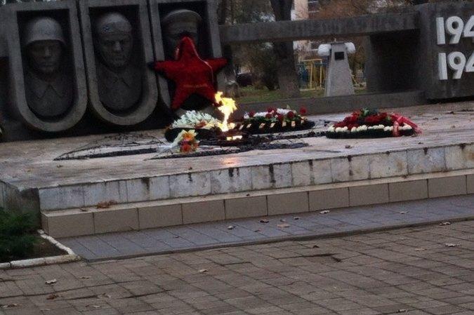 На Кубани задержали вандала, осквернившего мемориал героям ВОВ