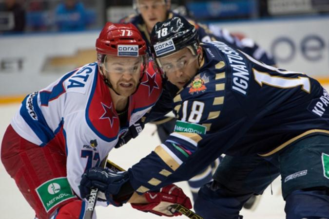 Сочинские хоккеисты потерпели пятое поражение в чемпионате КХЛ
