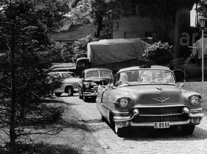 История Краснодара: как горожане отметили 50-летие автомобиля