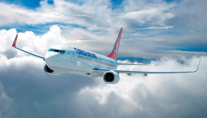 Авиарейс Краснодар-Стамбул открыт Turkish Airlines