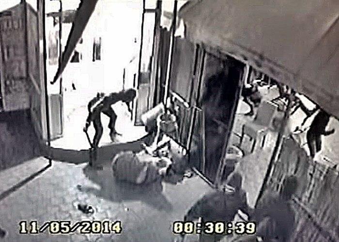Фигурантам дела о нападении на кафе «Мастер пицца» вынесли приговор