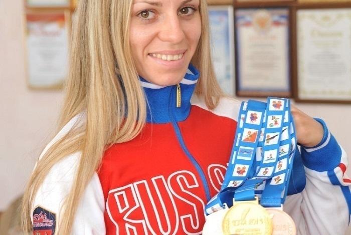 Кубанская легкоатлетка выиграла «золото» чемпионата Европы, установив рекорд континента