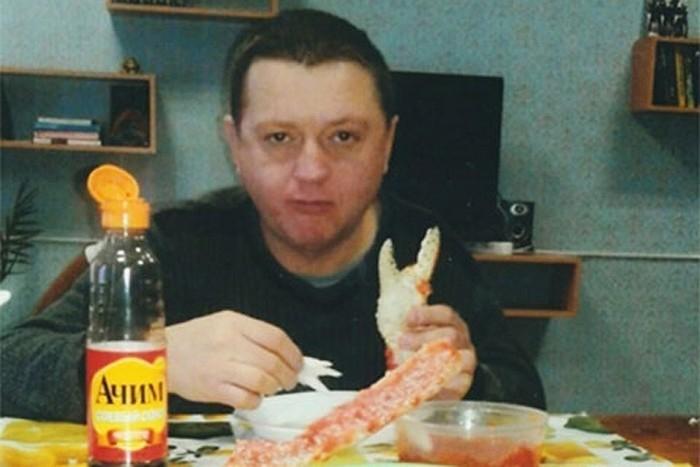 Осужденный на 20 лет член Кущевской банды ел в тюрьме крабов и икру