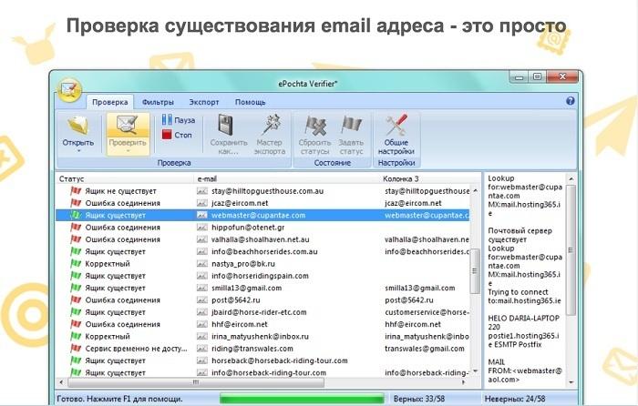 Зачем проверять Email на подлинность?