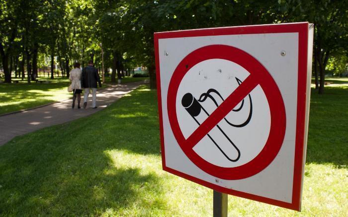 На Кубани курильщики заплатили штрафы на 2 000 000 рублей