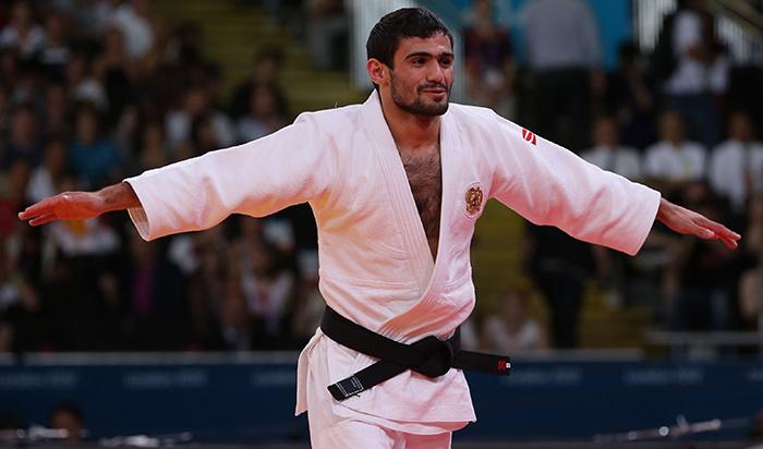 Краснодарец Арсен Галстян выиграл «бронзу» чемпионата Европы по дзюдо