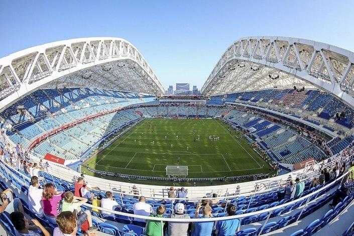 ФК «Сочи» не сможет начать сезон на стадионе «Фишт»