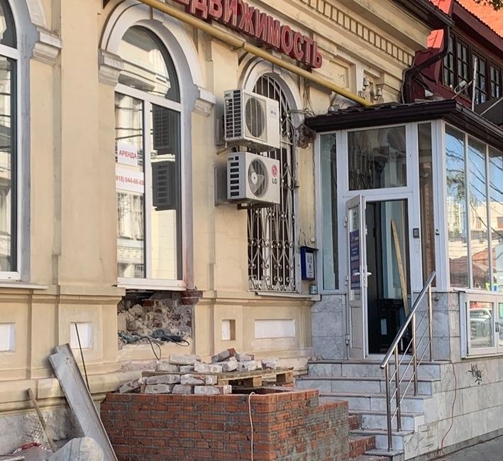 На владельца исторического дома в Краснодаре хотят возбудить уголовное дело