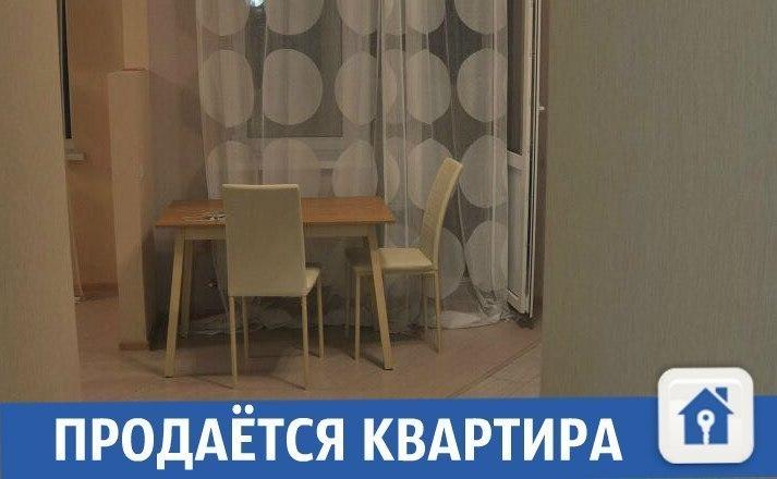 Продается уютная квартира в Краснодаре