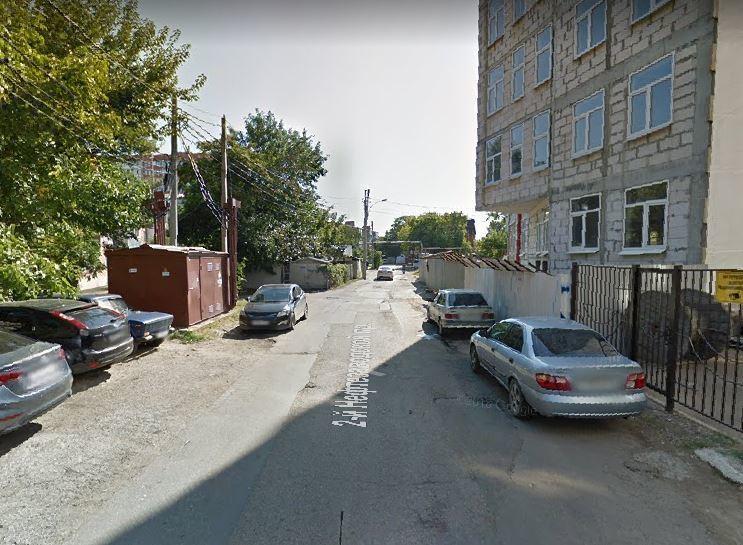 На улице в Западном округе Краснодара запретят стоянку