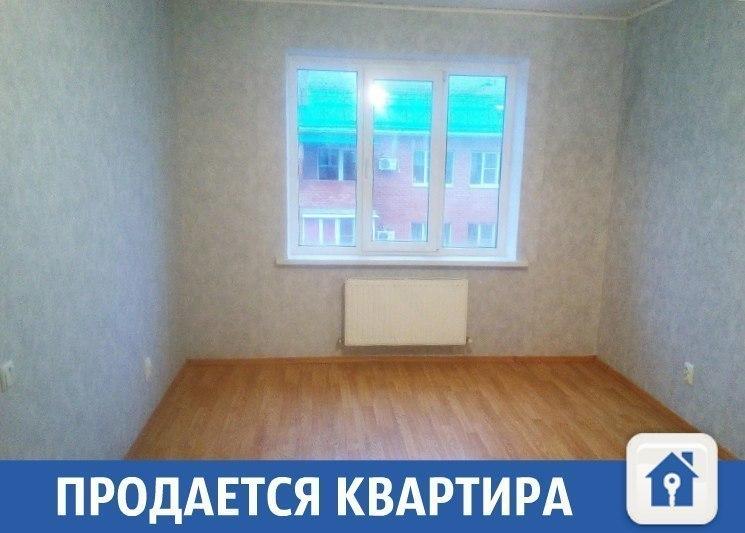 Квартиру за 1,35 млн рублей предлагают в Краснодаре у гипермаркета «Лента»