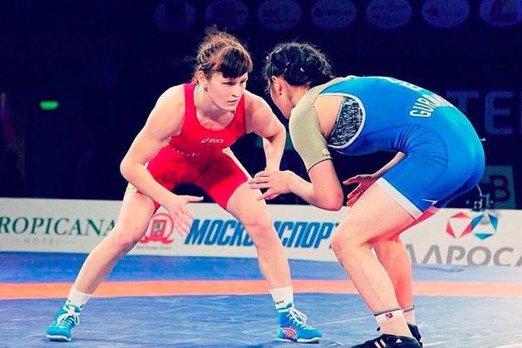 Кубанская спортсменка завоевала «бронзу» международного турнира по борьбе