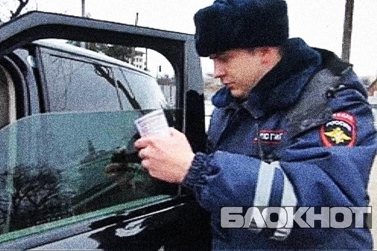Полицейские Кубани собрали «урожай» штрафов за тонировку авто
