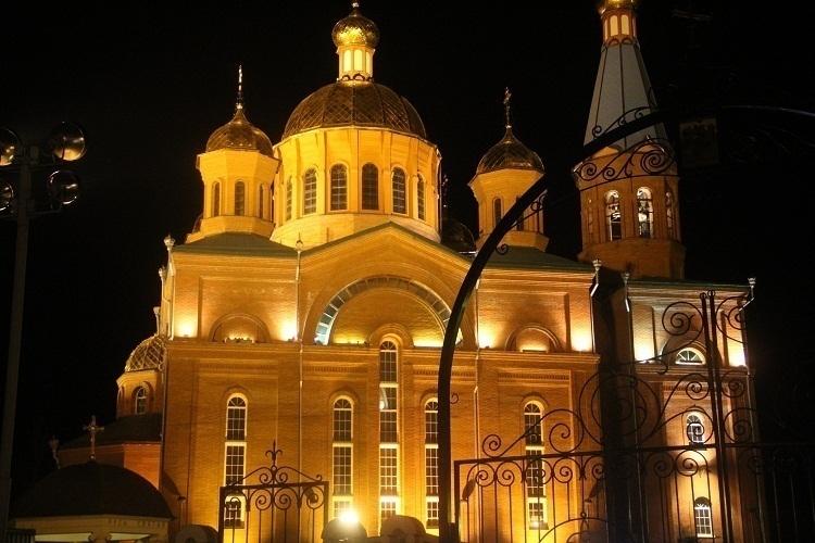 Жителям Краснодара запретили купаться на Крещение