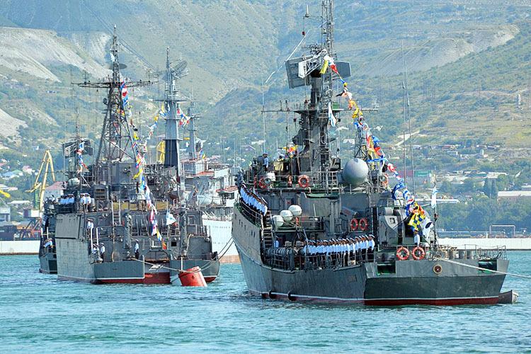 НаДень ВМФ туристы рванут вКерчь