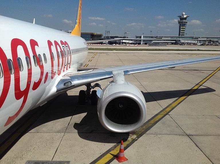 Рейс изКраснодара вСтамбул задержали на неменее чем семь часов