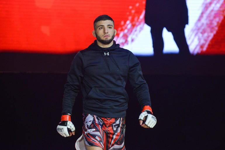 Зарядка от чемпиона мира по MMA Армана Царукяна пройдет в Краснодаре