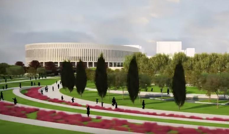 Миллиардер Галицкий подарит краснодарцам роскошный парк