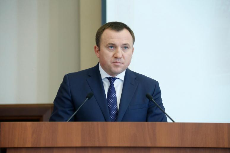 Насессии вЗСК представили новый состав вице-губернаторов