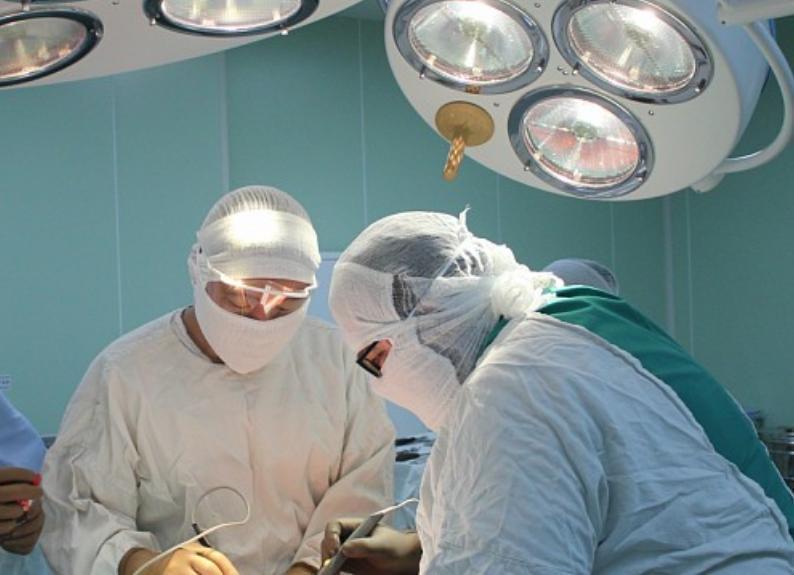 Краснодарские хирурги спасли грудного ребенка с редкой инфекцией