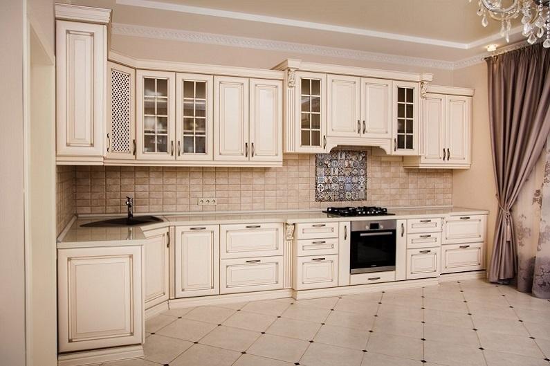 Кухня может выглядеть по-разному