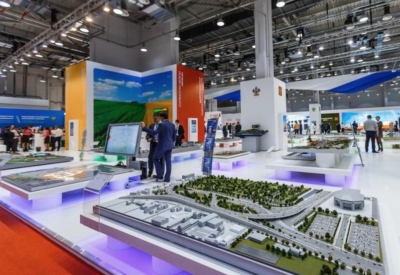 Краснодарский край представил 85 аграрных проектов на РИФ-2018