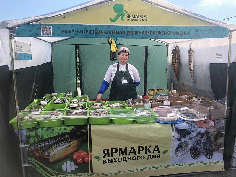 Более 80 ярмарок выходного дня заработали в Краснодарском крае