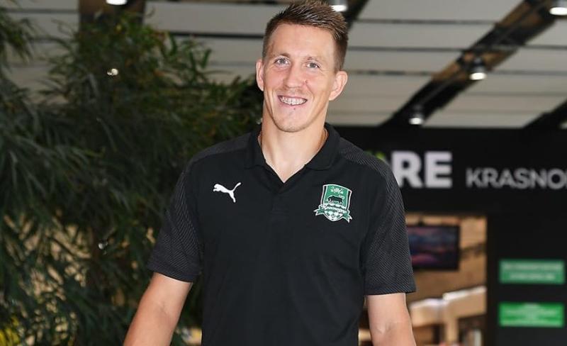Защитника ФК «Краснодар» Петрова вызвали в сборную России на отборочные матчи ЕВРО-2020