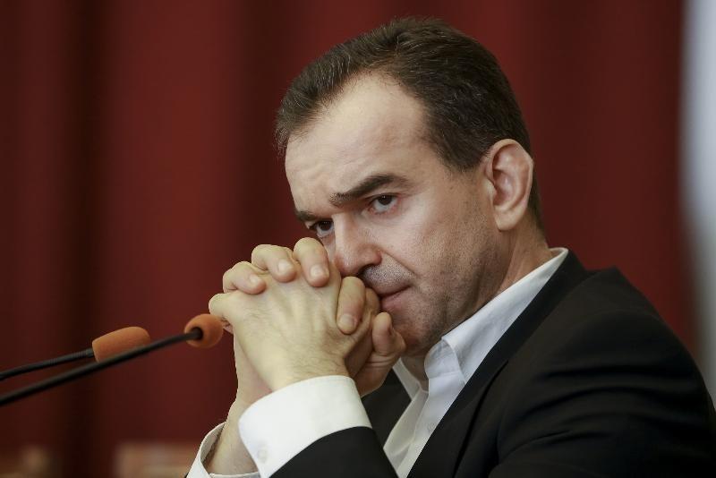 Что произошло с рейтингом губернатора Краснодарского края за месяц