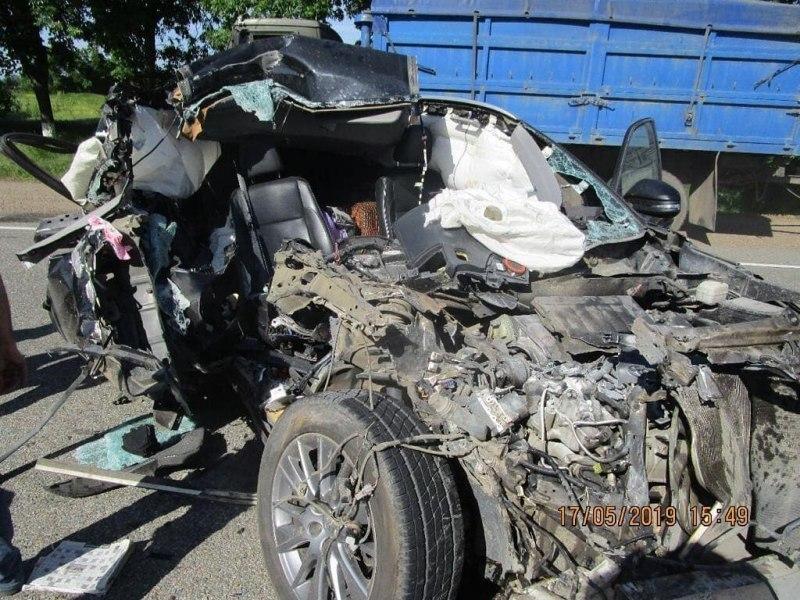 Учительница семьи Кадыровых погибла в автокатастрофе на Кубани