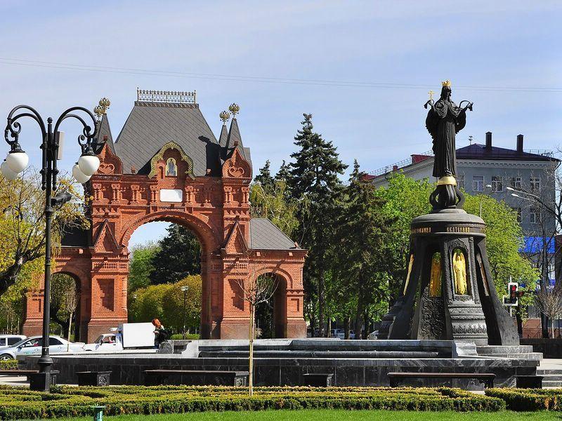 История Краснодара: кому город обязан названием