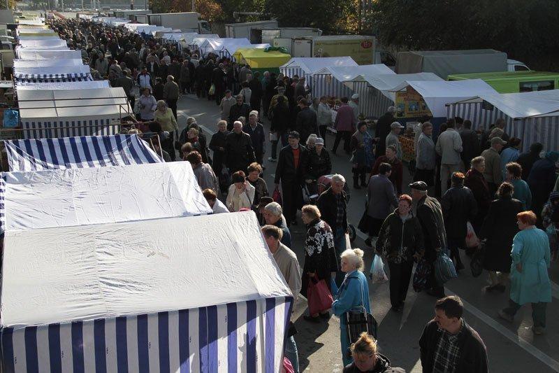 Ярмарки выходного дня в Краснодаре будут работать 29 и 30 декабря